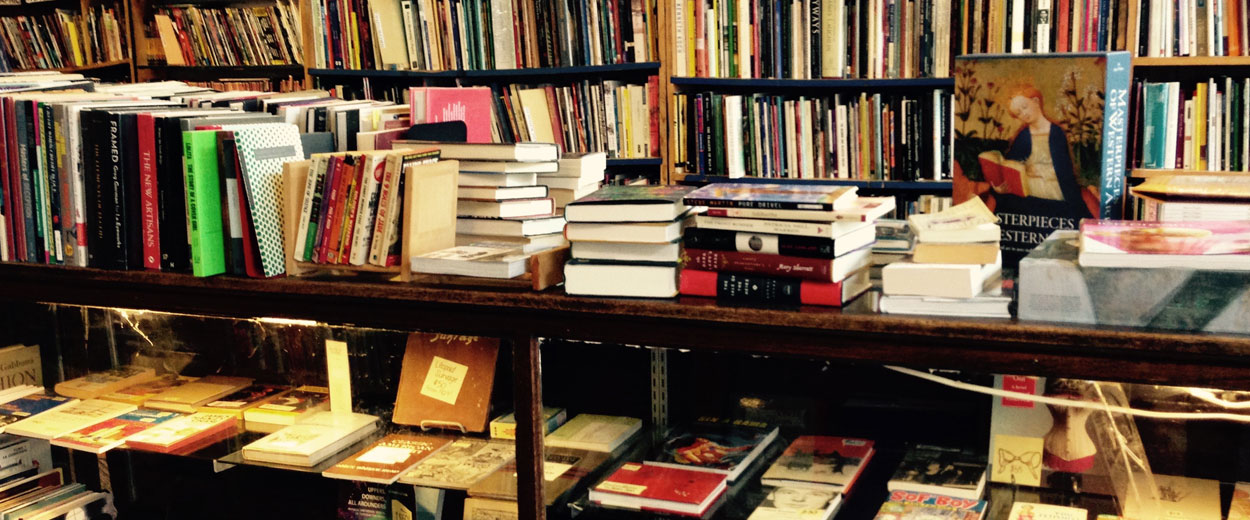 Myopic Bookstore | Chicago's Best Used Book Store